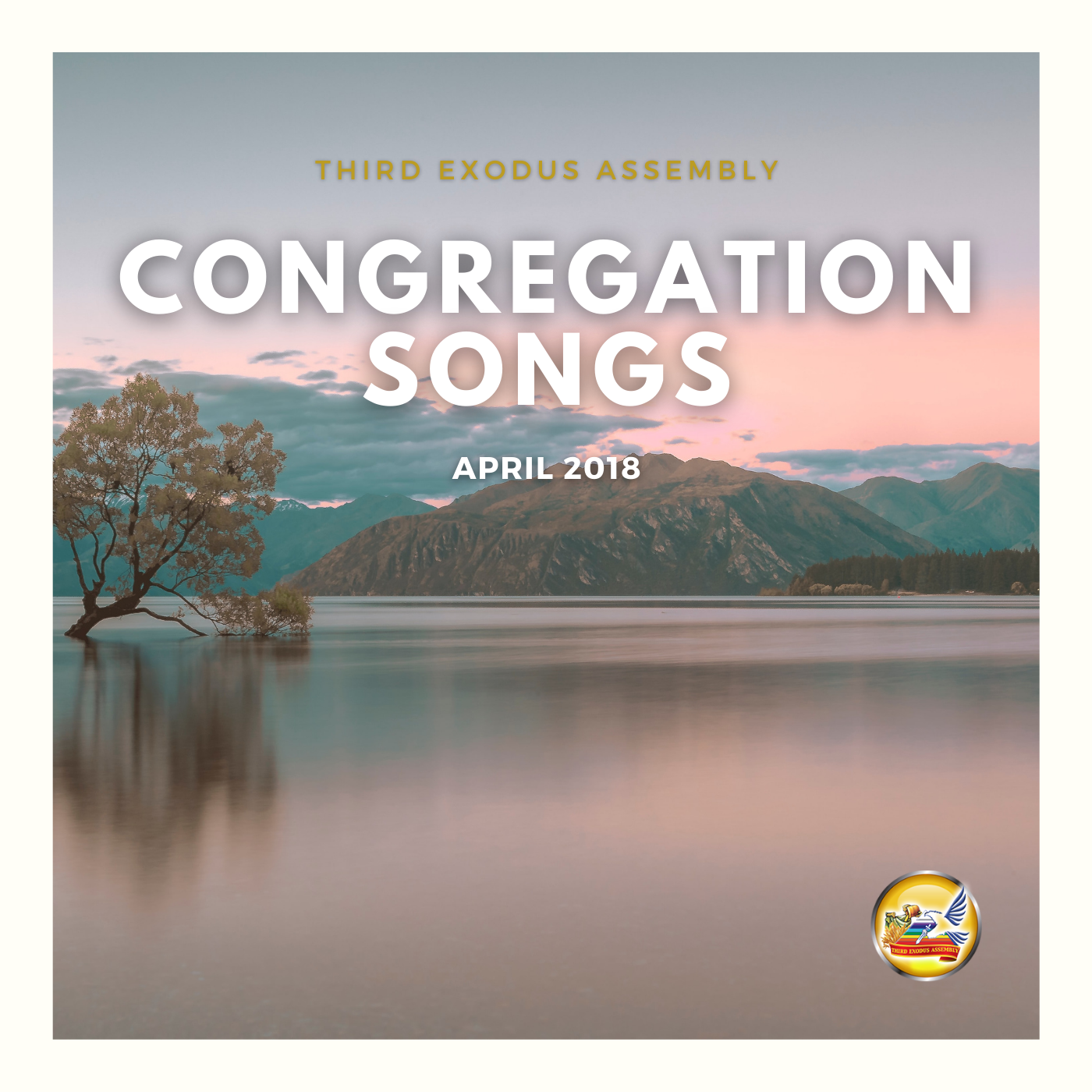 Congregation Songs [April 2018]